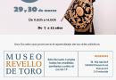 ESCUELA DE SEMANA SANTA EN EL MUSEO REVELLO DE TORO